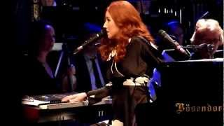Tori Amos & Metropole Orkest - Snow Cherries from France/improv/Purple People (Rotterdam 2012-10-01)