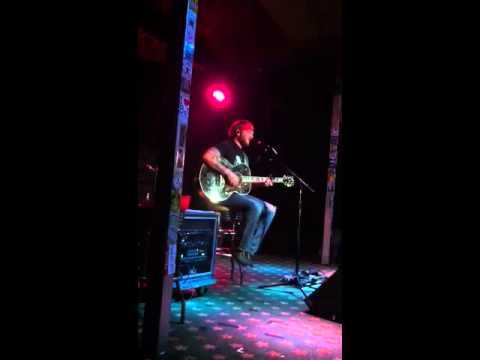 Velvet- Stoney LaRue live at Hank's 3/9/12