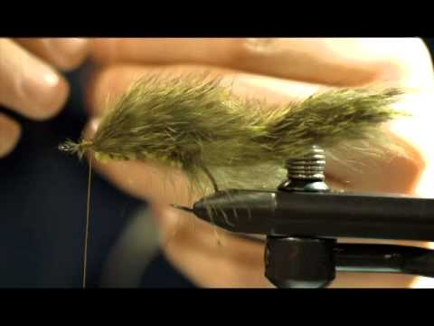 Tying The Easy Sculpin