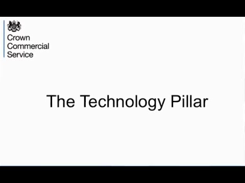 Crown Commercial Service - The Technology Pillar