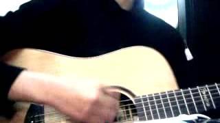 Đôi chân trần -  guitar - acoustic cover