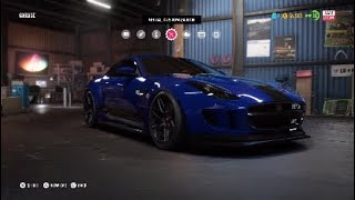NFS Payback: Jaguar F-Type R [Race Build]