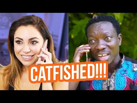 CATFISHING 100 GUYS ON TINDER IN 24 HOURS | PART 2 | HOW NOT TO SMOOTH TALK from YouTube · Duration:  18 minutes 48 seconds