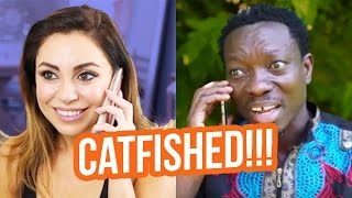 CATFISHED Feat. Michael Blackson