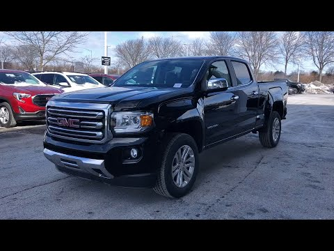 2019 GMC Canyon Gurnee, Waukegan, Kenosha, Arlington Heights, Libertyville, IL G2214