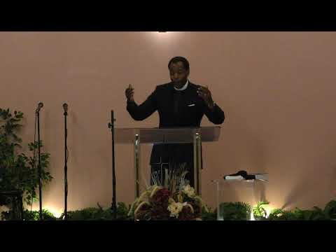 War in the Home - Pastor Charles Stewart
