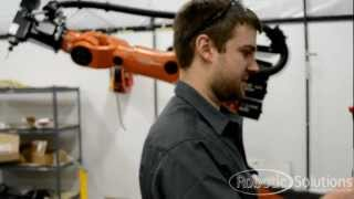 Robotic Solutions - Behind the Production