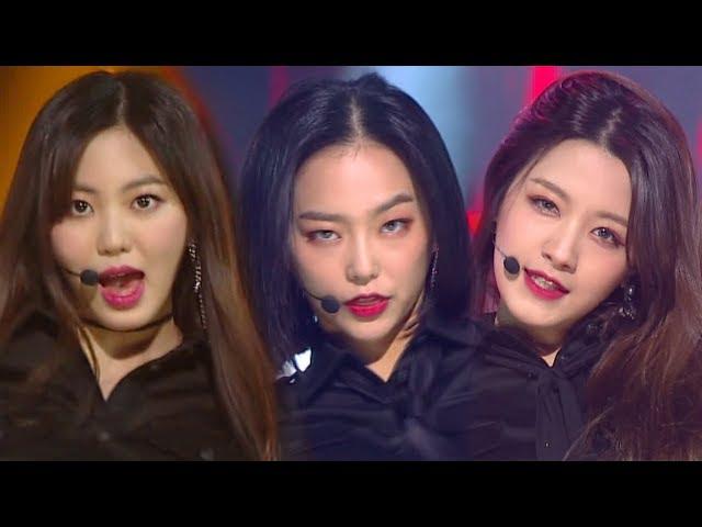 《SEXY》 CLC(씨엘씨) - BLACK DRESS @인기가요 Inkigayo 20180401