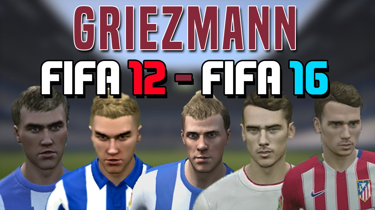 Antoine Griezmann S Rise On Fifa Games Is Quite Something Sportbible
