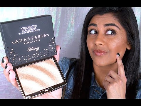 Anastasia Beverly Hills x Amrezy Highlighter: CAN WE DUPE IT?!