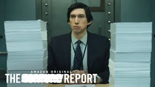 The Report – Official Trailer 2 | Prime Video