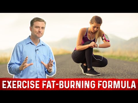 Exercise Fat-burning Formula - REVEALED!!!