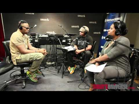 Kardinal Offishall Speaks on Early Bridging From Canada to the U.S on #SwayInTheMorning
