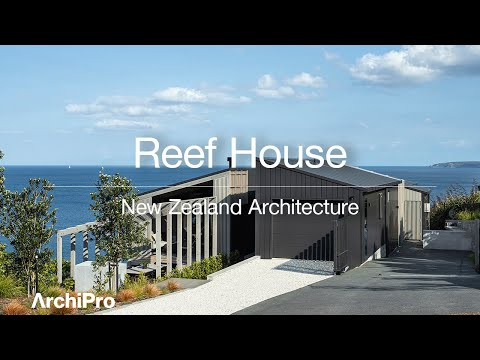 Reef House | Strachan Group Architects | ArchiPro