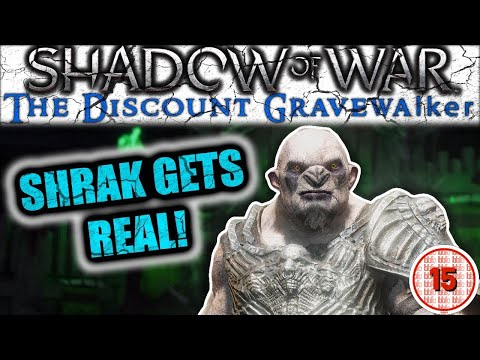Shadow Of War: The Discount Ranger | THE DEAD, THE TASTY & THE KOTH OF WAR