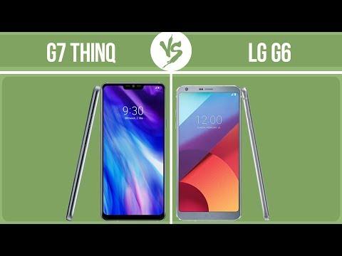 LG G7 ThinQ Vs LG G6 ✔️