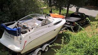 Bayliner Ciera 2455 Aft Cabin Cruiser!!