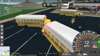Roblox | UD | THE SCHOOL BUS INVASION