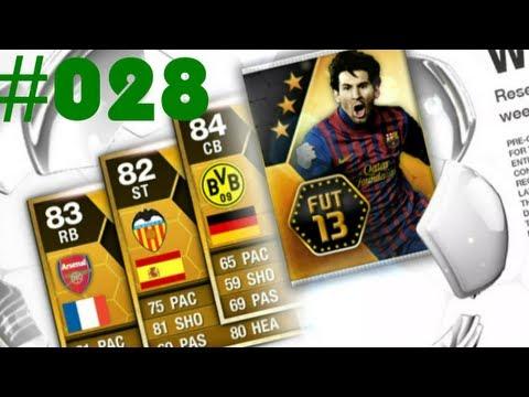 Lets Play FIFA 13 Ultimate Team HD] #28 - Der nette Deutsche