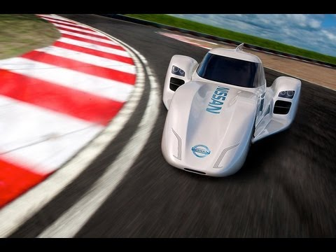 Nissan ZEOD RC : World's Fastest Electric Race Car (Motorsport)