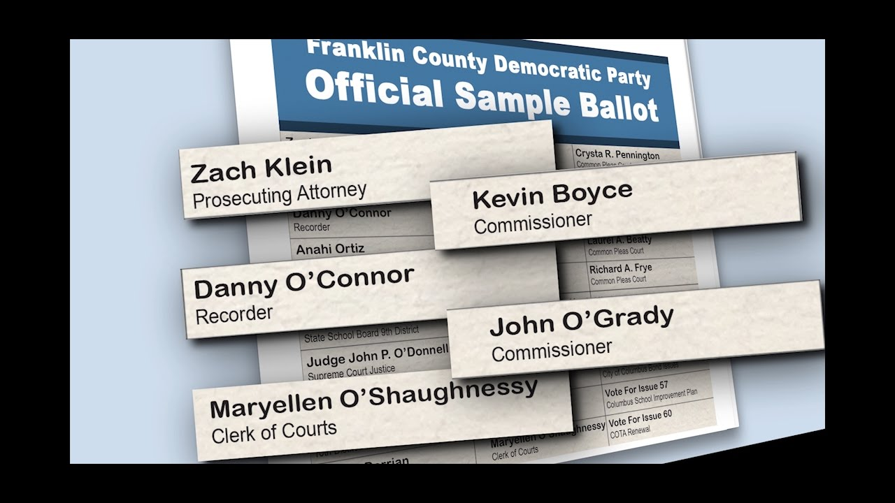 Fcdp sample ballot franklin county democratic party.