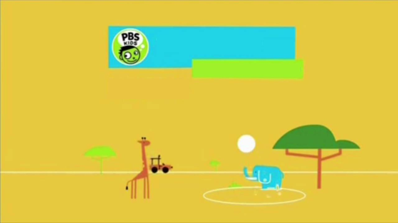 pbs kids promo 2013 rebrand zoo template youtube