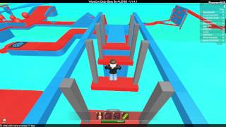 ROBLOX EP#2 Wipeout Obby! (National Gaming)