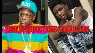 "Lil Boosie WARNS Quando Rondo about Fredo Bang""he lives his raps,in lousiania u end dead""MUST HEAR!"