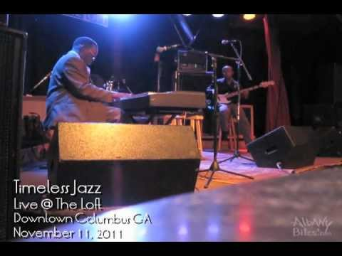 Live Music in Downtown Columbus GA. Timeless Jazz band at The Loft - AlbanyBites.com, Albany GA
