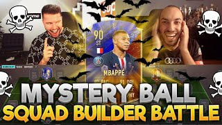 RIP!! MYSTERY BALL SBB GEHT SCHIEF 😱😱 MBAPPE TOTY NOMINEE SQUAD BUILDER BATTLE vs MOAUBA