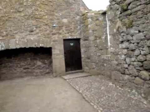 Exploring Dunnottar Castle