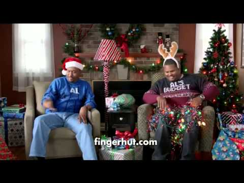 TV Commercial Spot - FingerHut.com Al & Al's Budget - Holiday ...