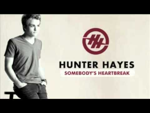 Hunter Hayes   Somebody s Heartbreak Audio Only small