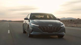 현대자동차 올 뉴 아반떼 하이브리드 | 주행 영상