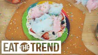 Unicorn Pizza | Eat the Trend