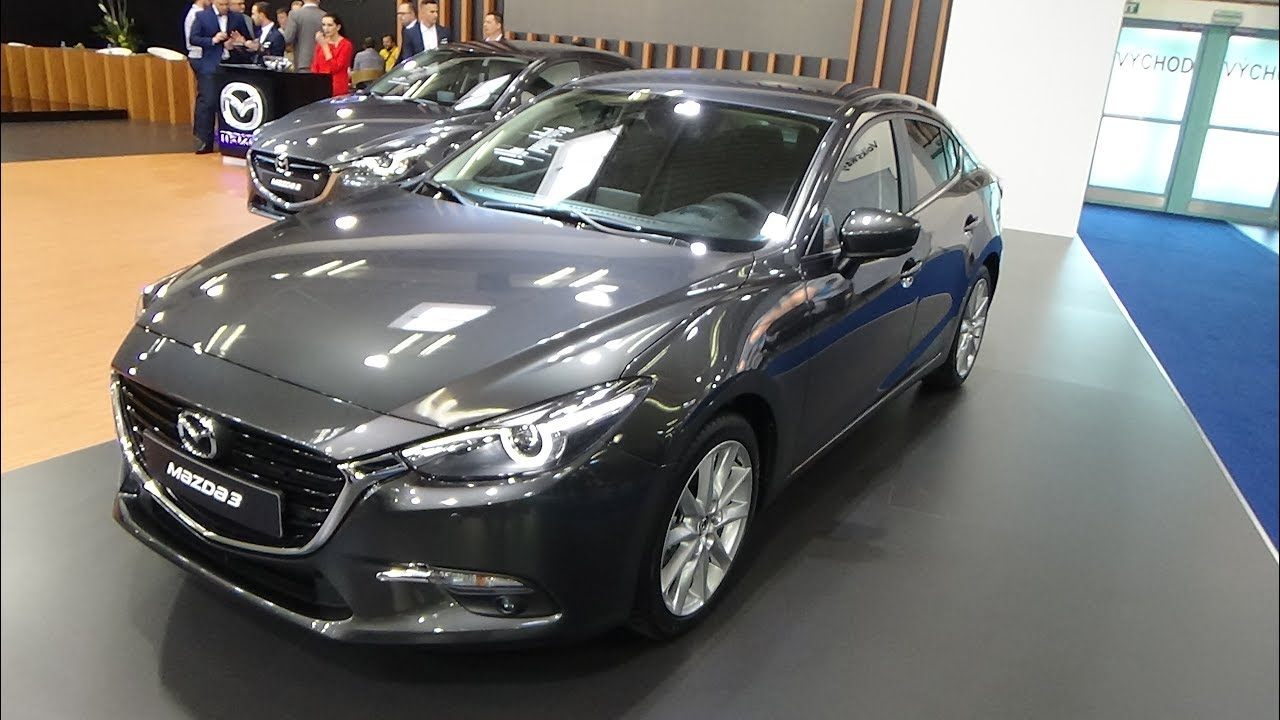 2018 Mazda 3 Sedan Revolution Exterior And Interior Auto Salon Bratislava 2018 Youtube