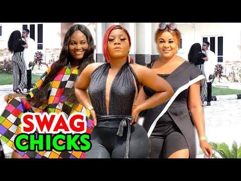 Download Swag Chicks COMPLETE SEASON - Destiny Etiko 2020 Latest Nigerian Nollywood Movie