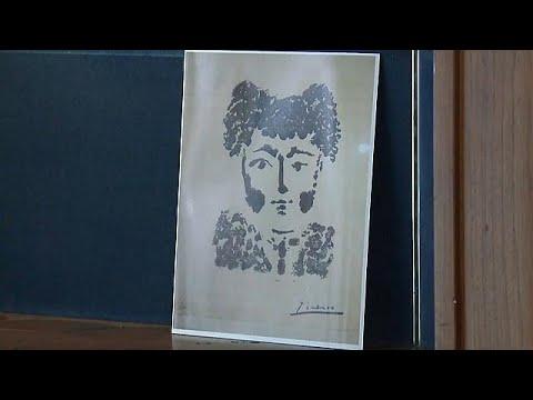 سرقة لوحة أصلية للفنان بيكاسو  - 15:22-2018 / 2 / 19