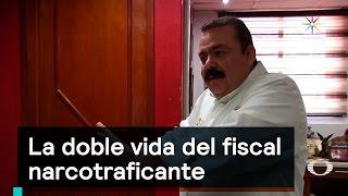 La doble vida del fiscal narcotraficante - Narcotráfico - Denise Maerker 10 en punto - thumbnail
