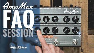 Hughes & Kettner AmpMan Classic | AmpMan Modern | The FAQ Session