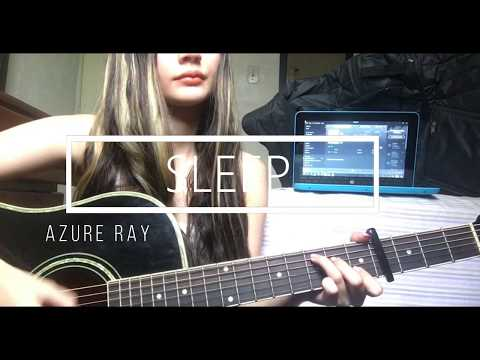 Azure Ray  Sleep Guitar Chords