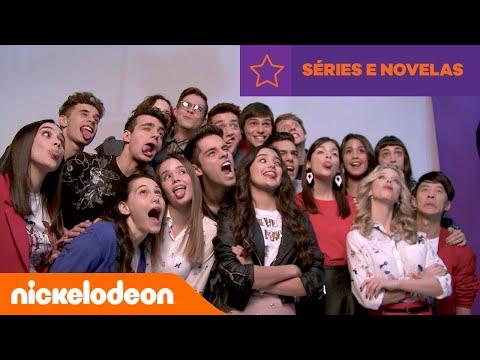 Kally´s Mashup | Backstage | Brasil | Nickelodeon em Português