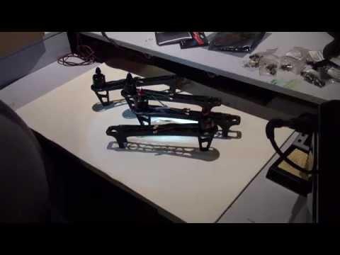 Suburban Drone Building :: E3 :: Arms
