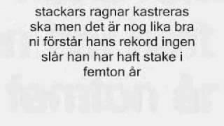 björn rosenström ~ RAGNAR