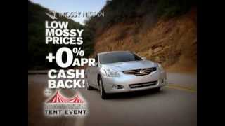 Mossy Nissan Houston Tent Event & price guarantee Central Houston Nissan - Learning english video