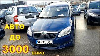 Авто из Литвы. Бюджетные авто от 2500 до 3000 евро.