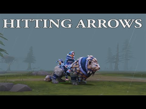 DotA 2 Mirana Guide - Hitting Arrows