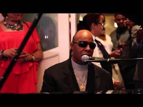 Stevie Wonder - Ribbon in the Sky (Rare 2015 Wedding Performance)