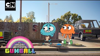 Gumball | A Boring Day in Elmore | Cartoon Network