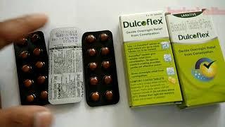 Dulcoflex tablets, पेट की समस्या  के लिए,पेट साफ के लिए,